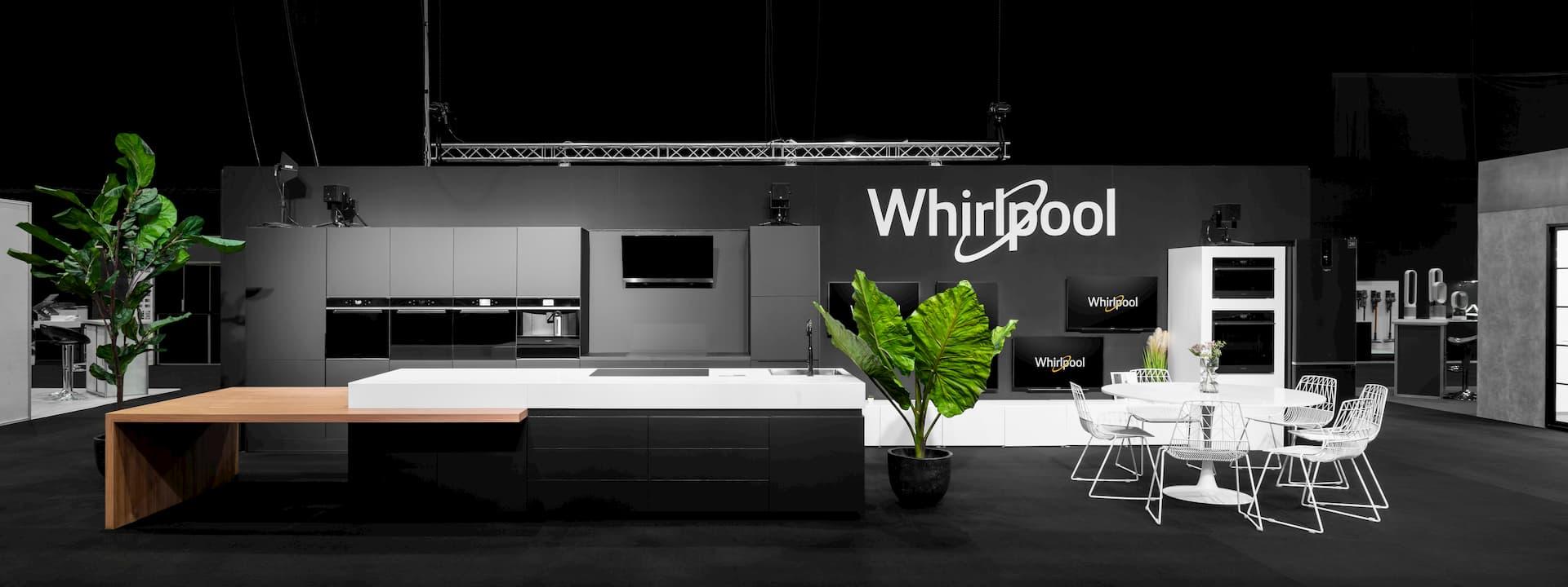 Whirpool konyhakiállítás bútorok